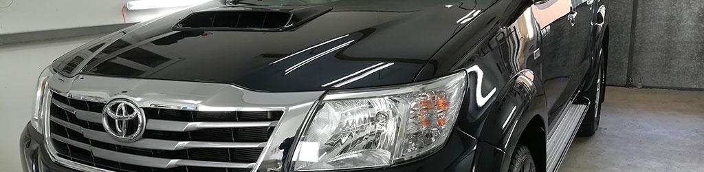 Auto Polieren Innenreinigung Versiegelung Preise